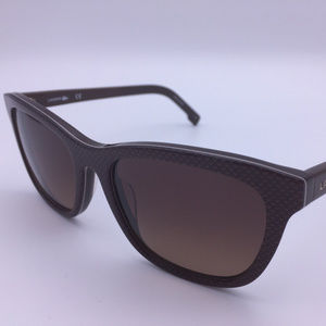 Lacoste L 740S 210 Brown Sunglasses ODU